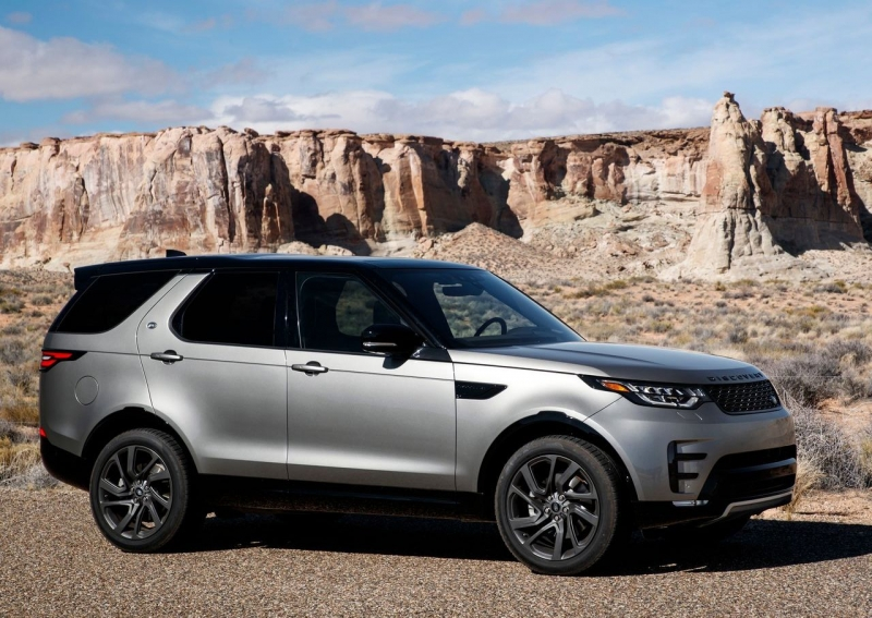 Land Rover Discovery © Land Rover
