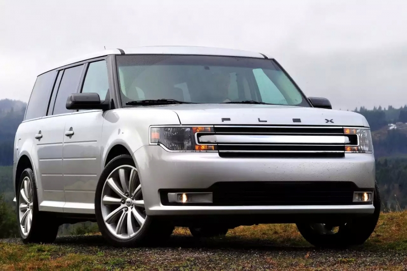 2018 Ford Flex Wagon © Ford