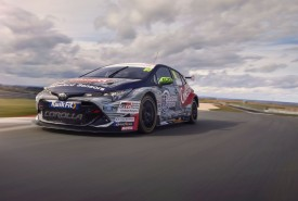 Toyota Gazoo Racing na Goodwood Speedweek