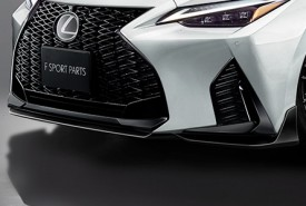 Sedan na sportowo. Lexus IS po tuningu TRD